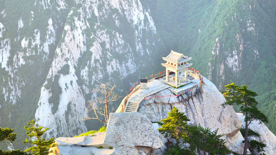 Private Day Tour -Mt. Hua Adventure from Xian, Small Group, Non Shopping