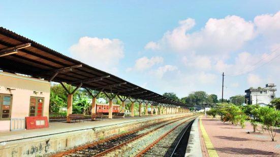 加勒火車站