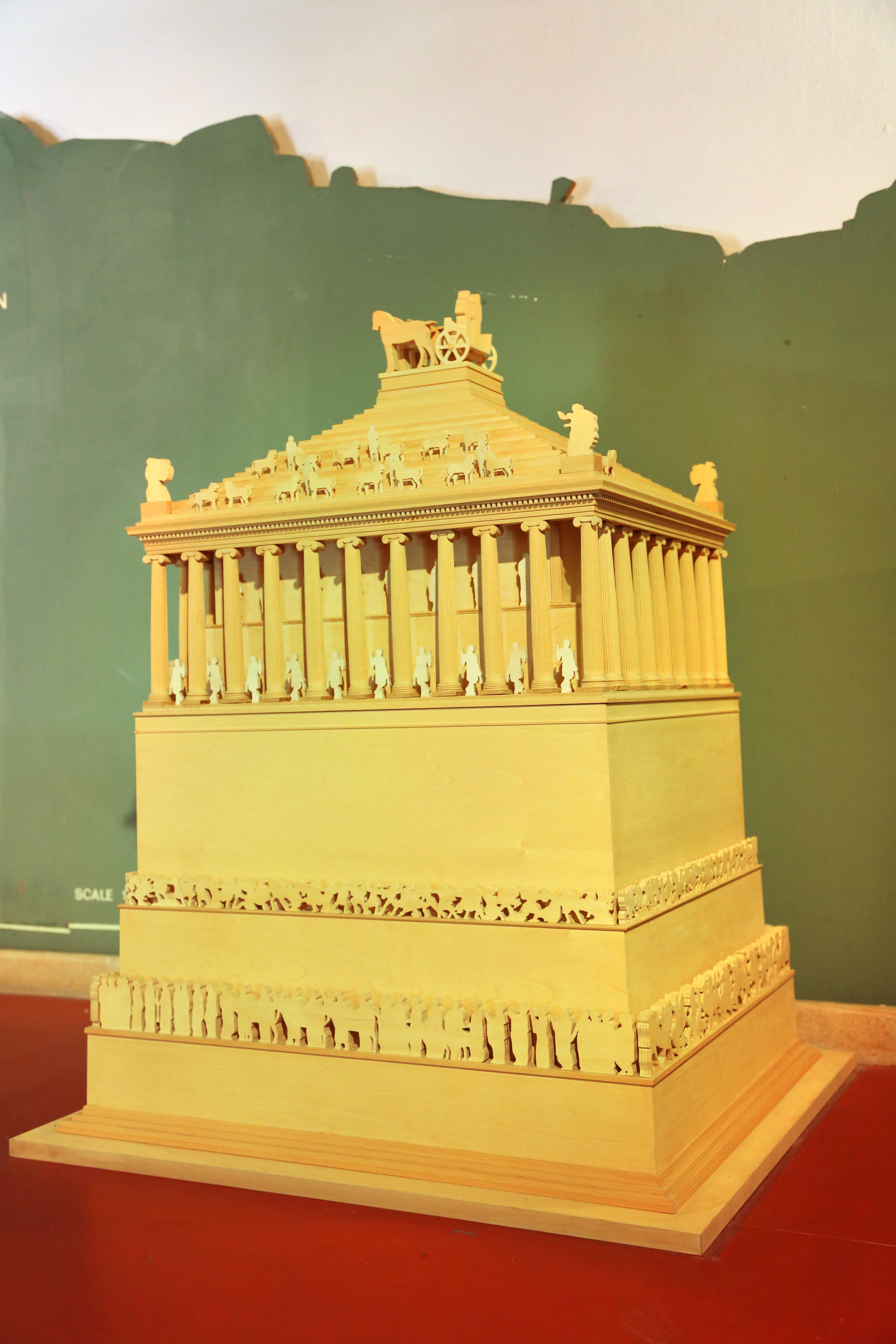 摩索拉斯王陵