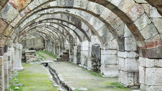 古代市場博物館