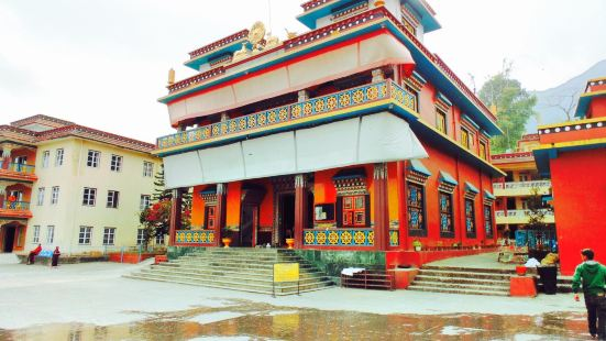 Shree Gaden Dhargay Ling Monastery