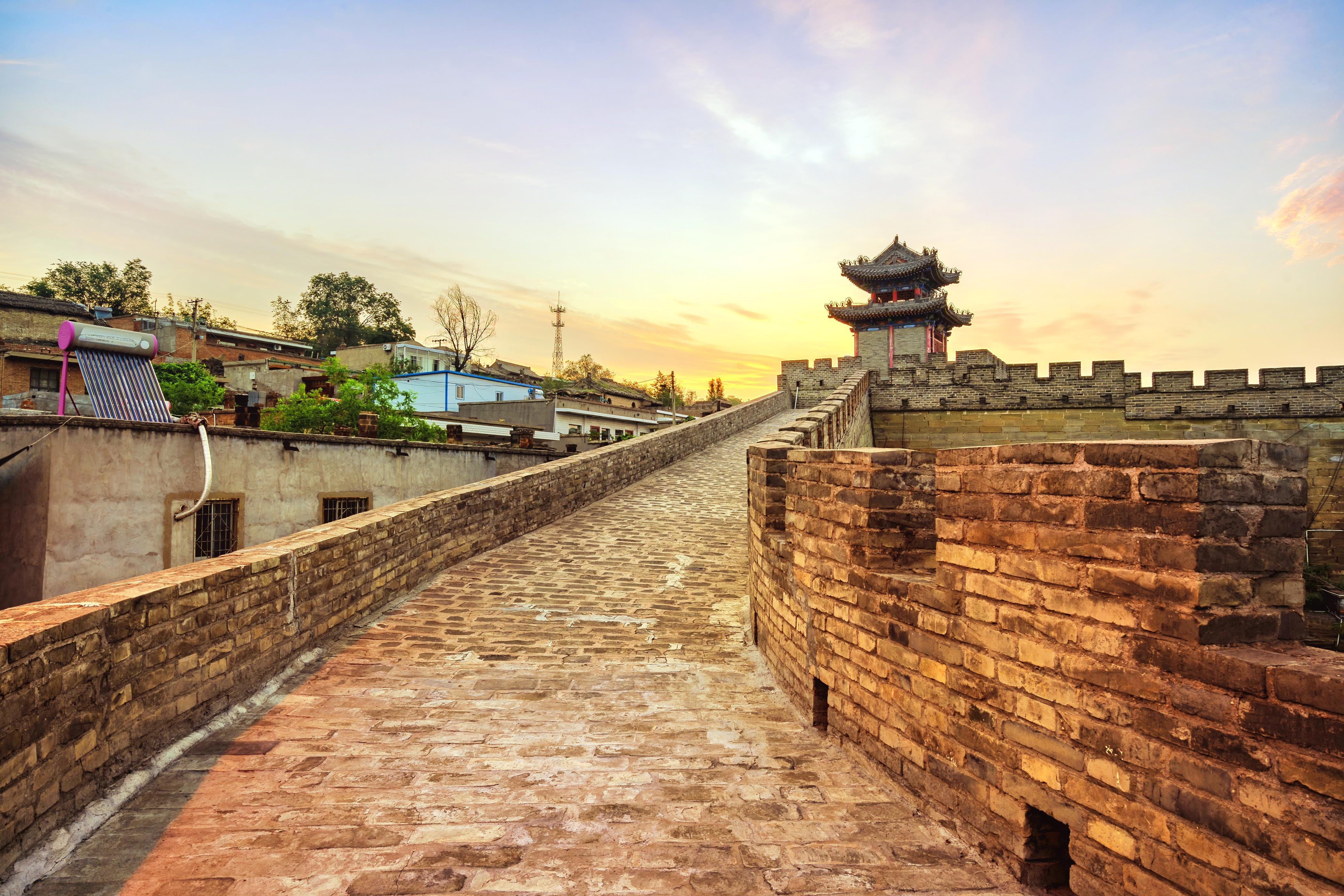 Fugu Ancient Town