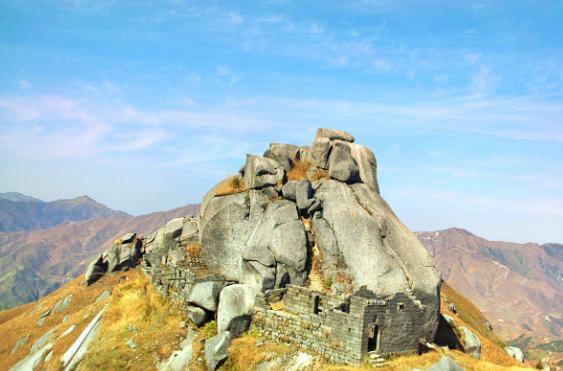Fusang Mountain