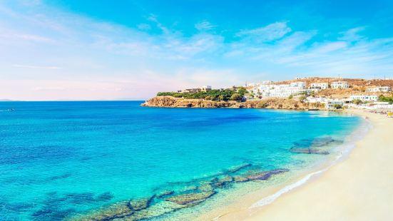 Agios loannis海灘