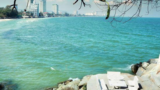 筷子山海滩