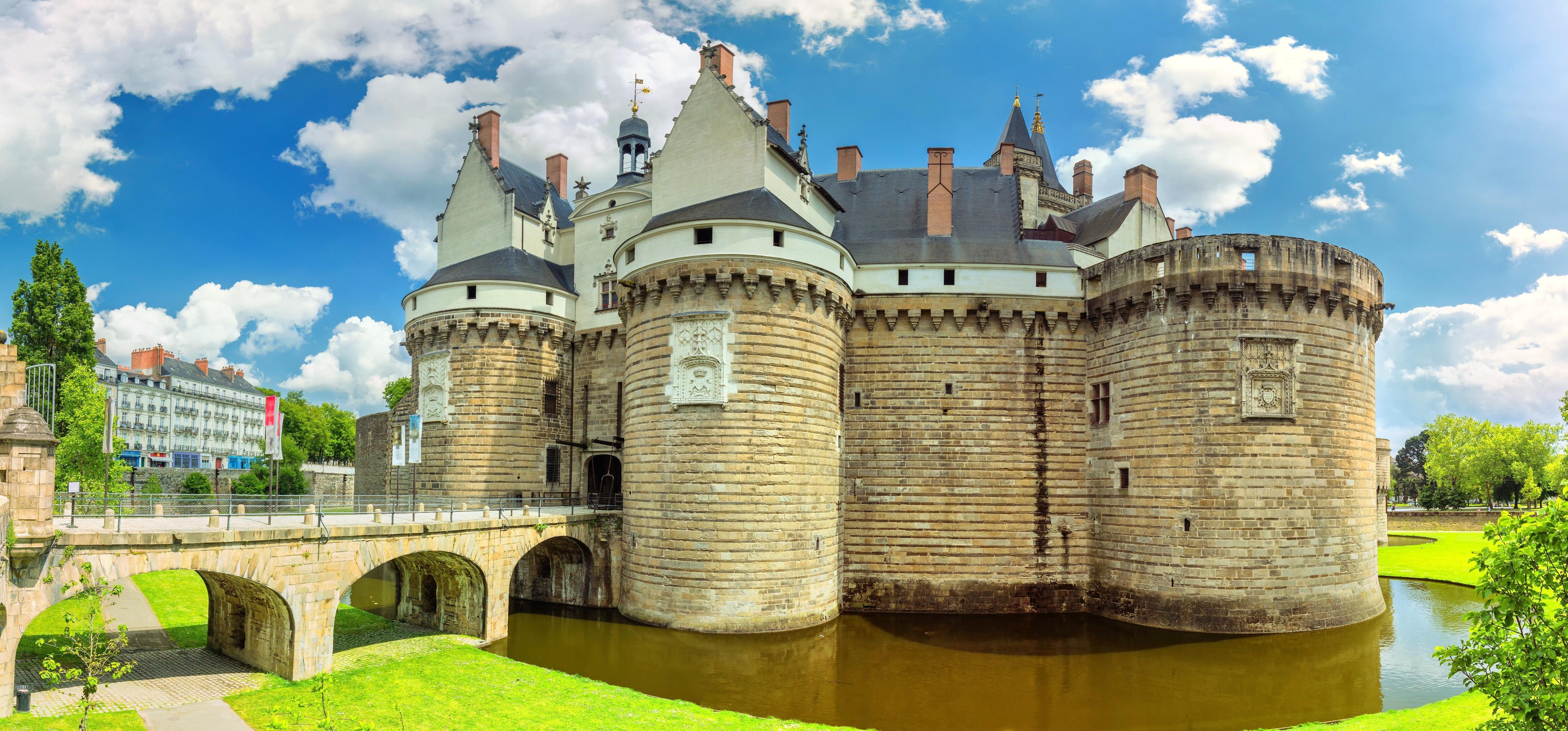 布列塔尼公爵城堡