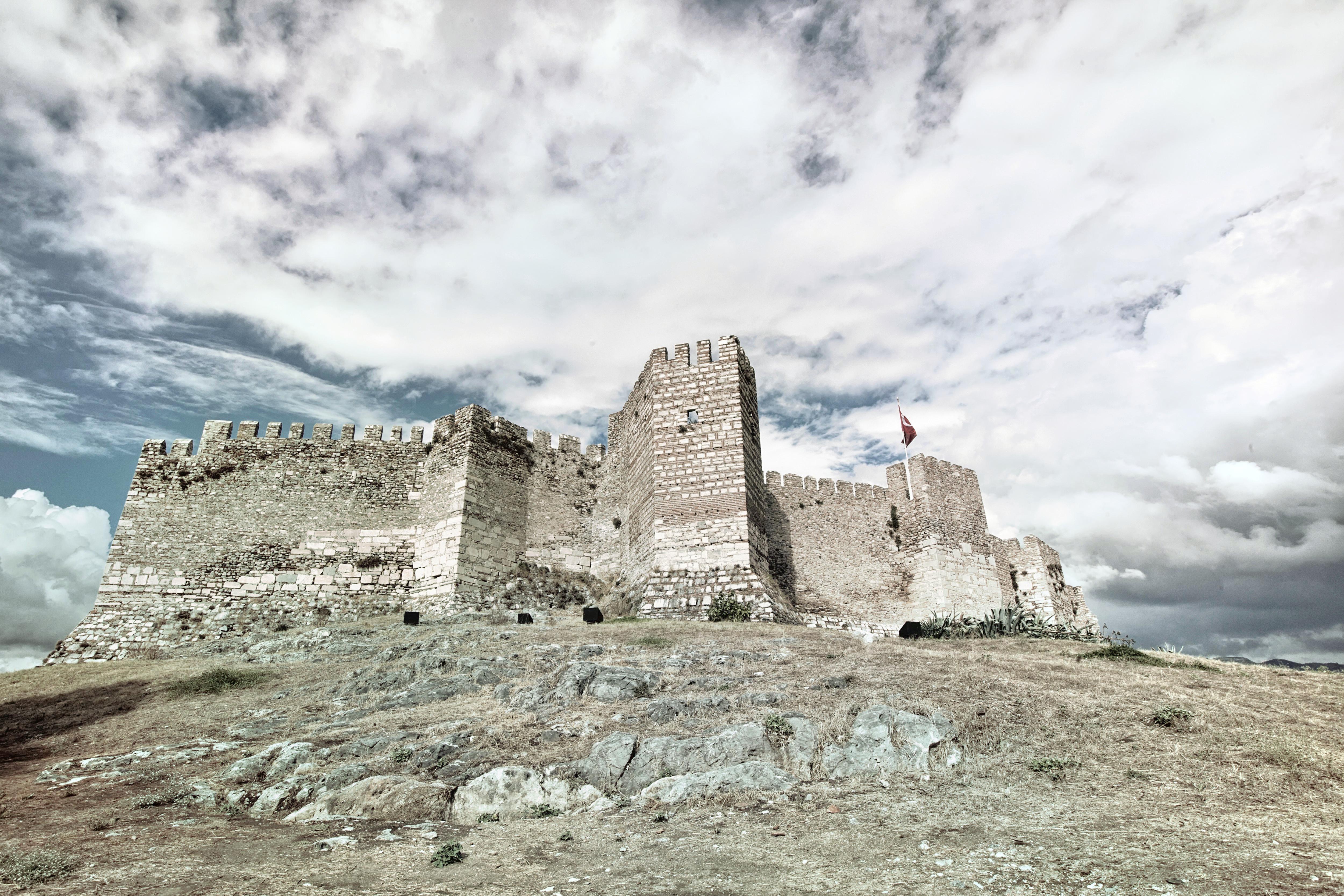 阿亞索魯克城堡
