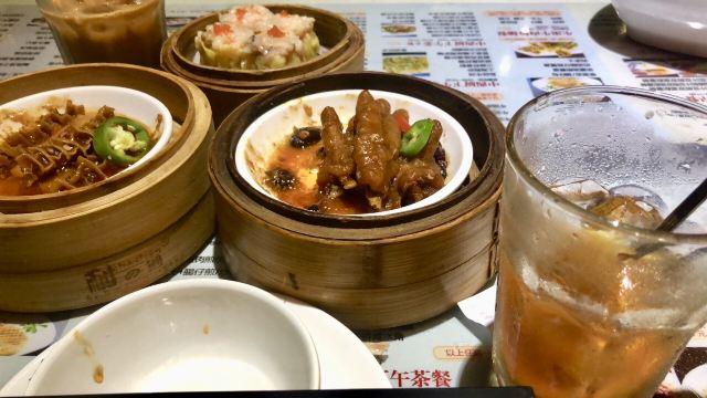 吳系茶餐廳