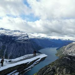 Trolltunga User Photo