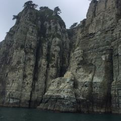 해금강 여행 사진