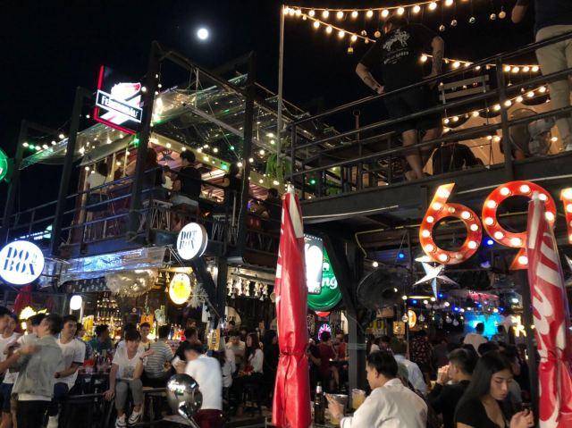 曼谷娜娜夜市