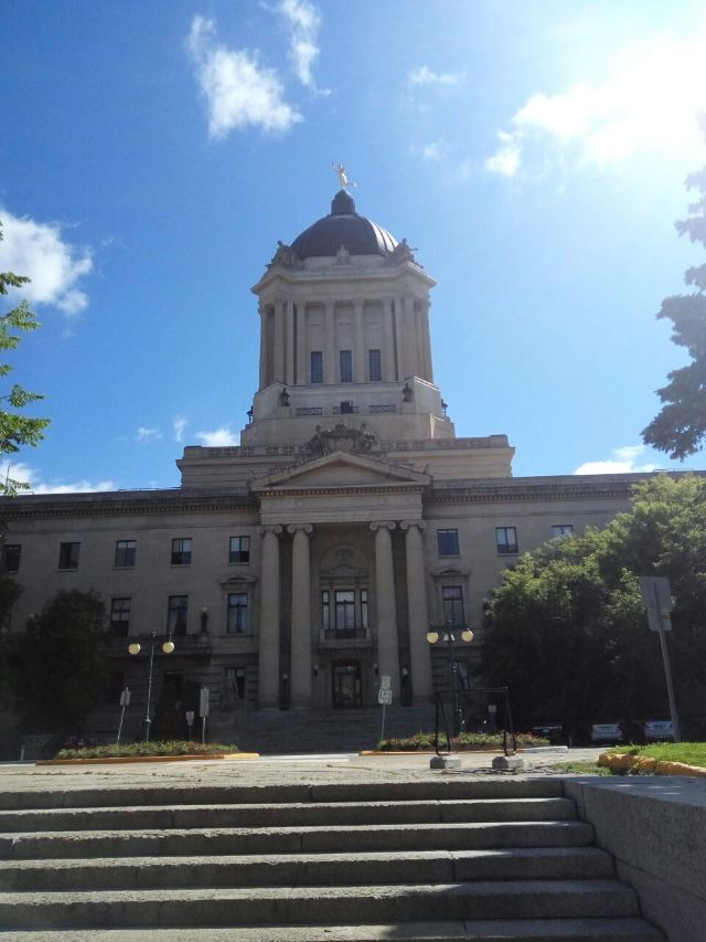 馬尼托巴省議會大廈