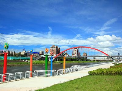 Keelung River Right Bank Bike Trail