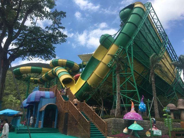 Suzhou Amusement Land Forest Waterworld