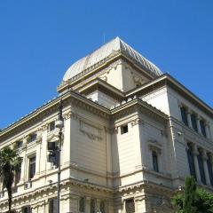 로마 유대인 박물관 여행 사진