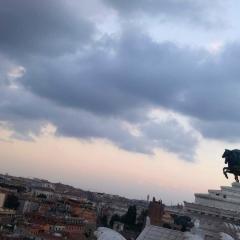 Roma dal Cielo Terrazza delle Quadrighe User Photo