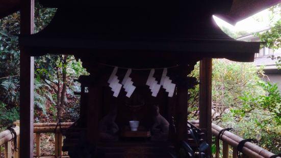 Shirokane Hikawa Shrine