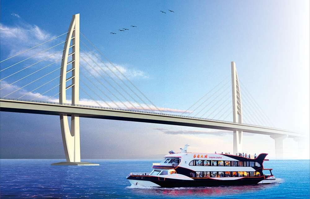 Zhuhai–Macau Bay Cruise (Wanchai Pier)