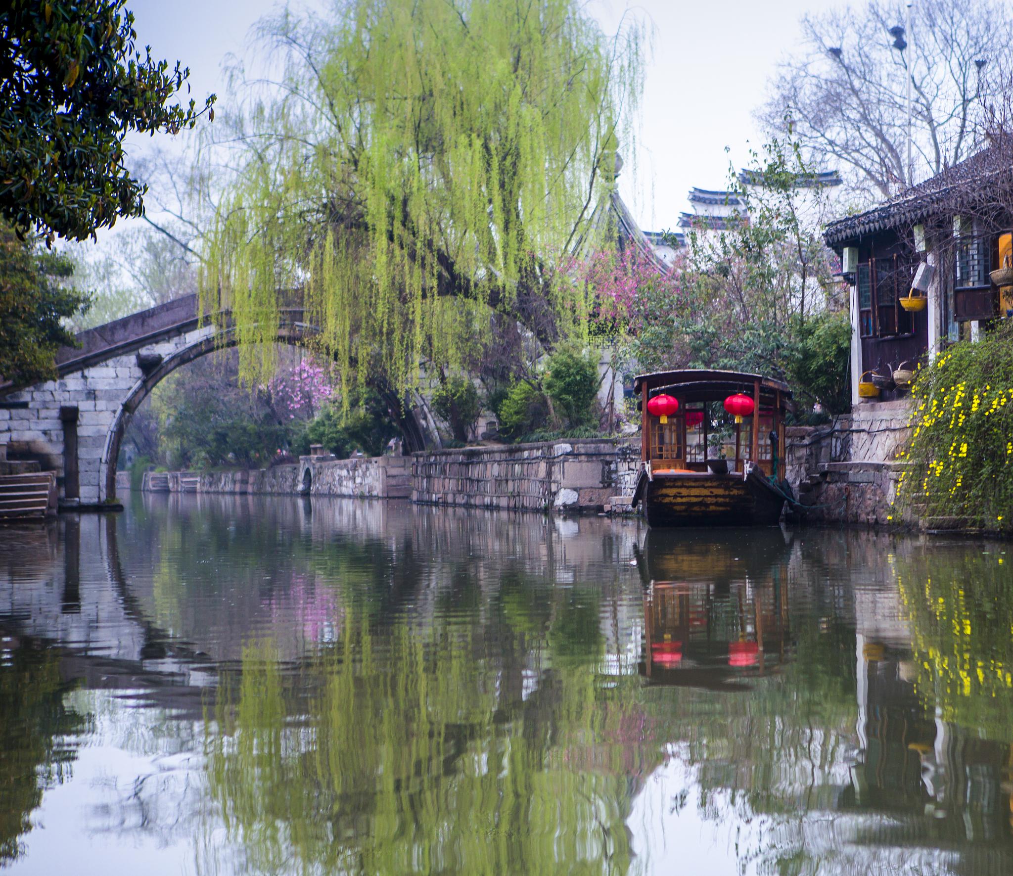 Nanxun Old Town Admission Ticket
