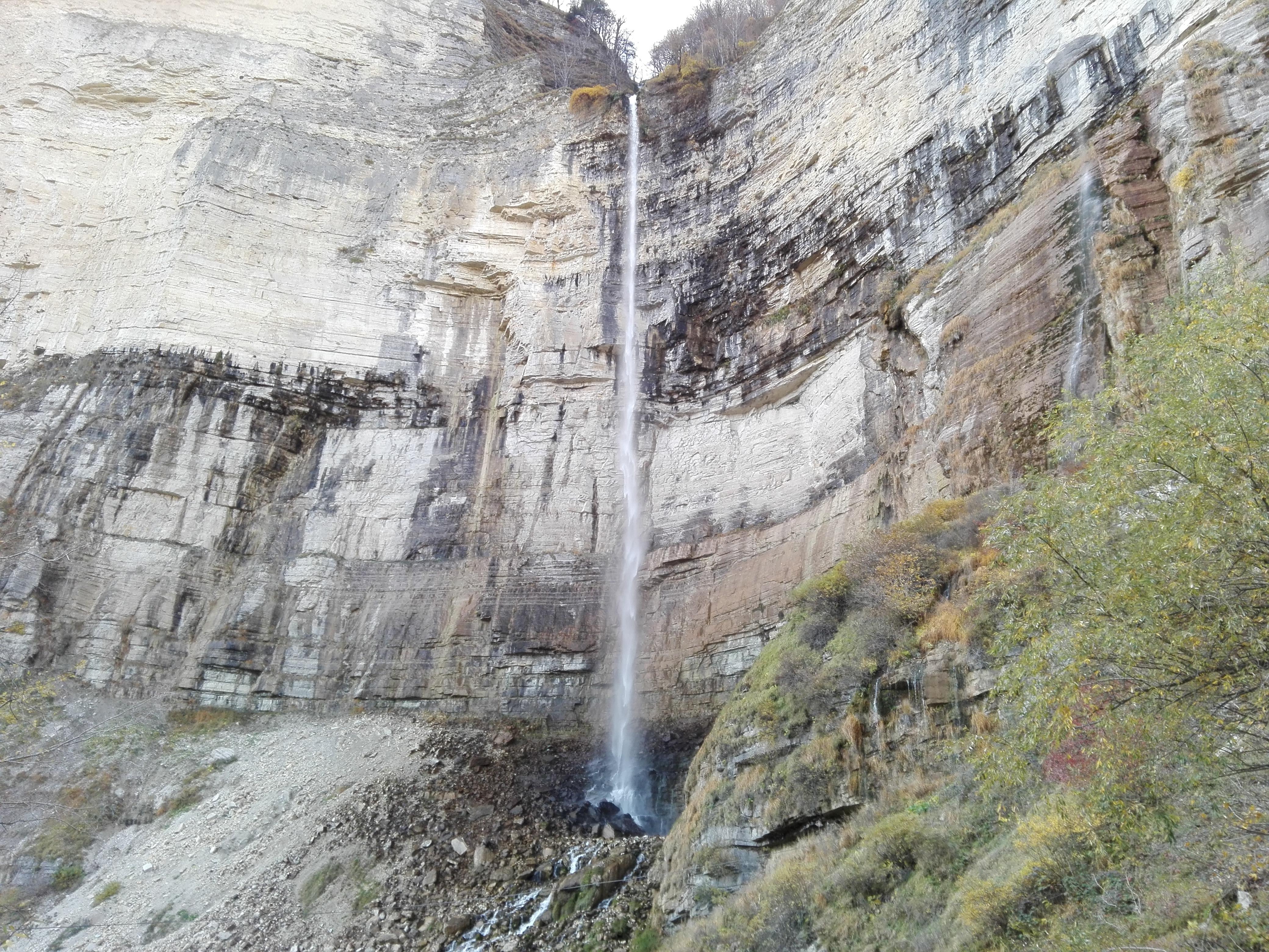 Kinchkha Waterfall