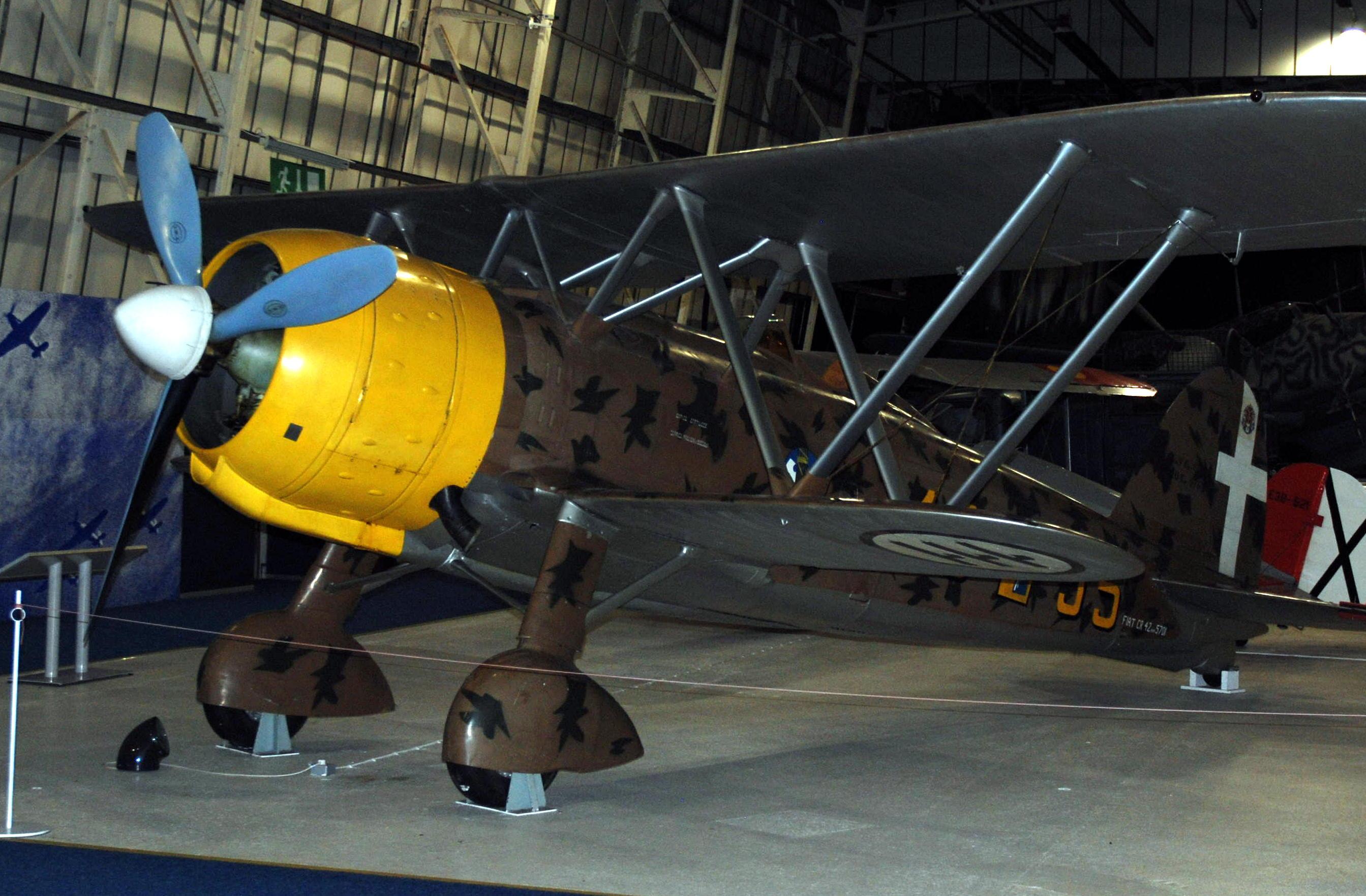 Historical Air Force Museum (Museo Storico Aeronautica Militare)