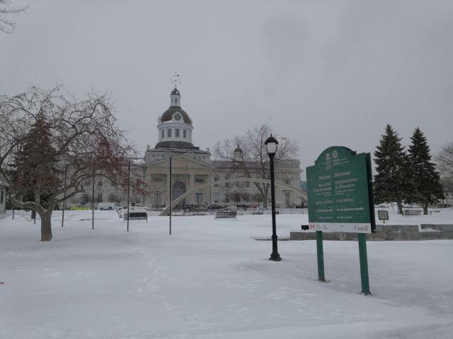 Kingston City Hall