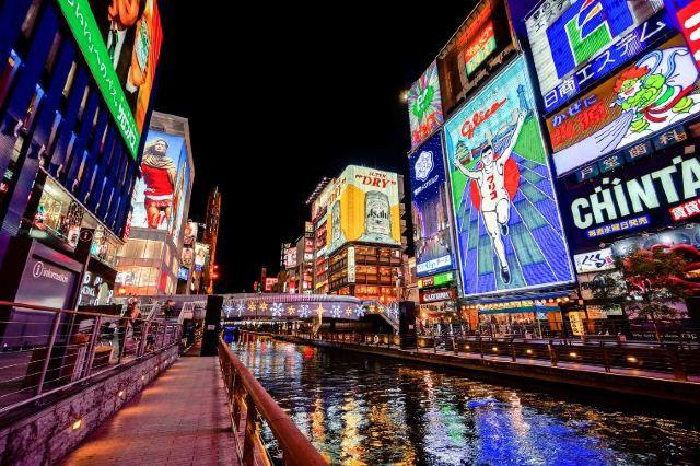 【大阪自由行】大阪景點之10大人氣必玩地