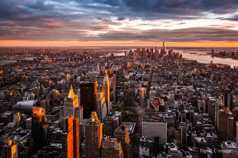 Manhattan Skyline 2020 And Top 8 Best View Points Travel Notes And Guides Trip Com Travel Guides
