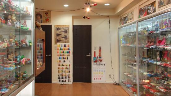鐵皮玩具和玩偶博物館