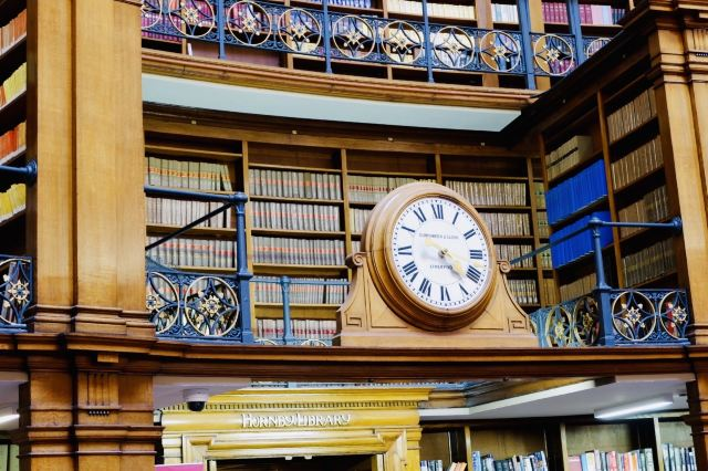 Liverpool Central Library