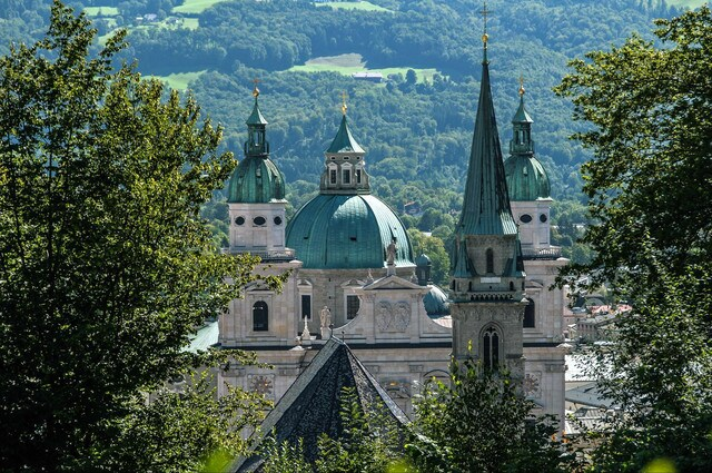 7 Places to Visit in Salzburg