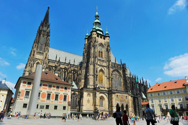 There is no Wishing Pool in Prague, But there are Many Fine Buildings that Must be Seen
