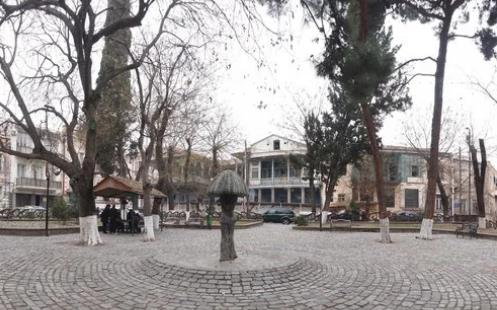 Lado Gudiashvili Square
