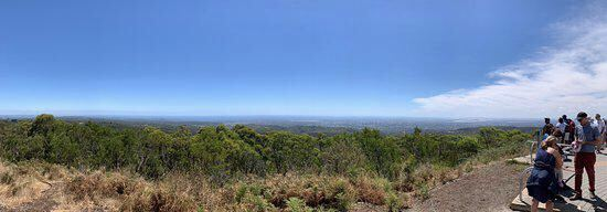 Mt lofty summit