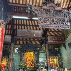 티엔허우사원 여행 사진