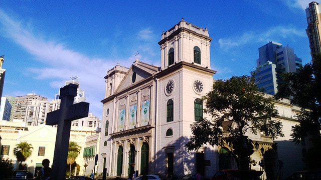 Walking in the Historic Center of Macao, You Will Begin to Appreciate the Culture and Tradition of This Unique City