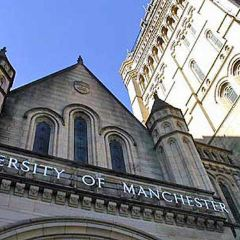 The University of Manchester 여행 사진