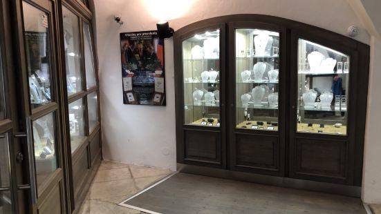 Moldavite Museum - The Vltavin Museum