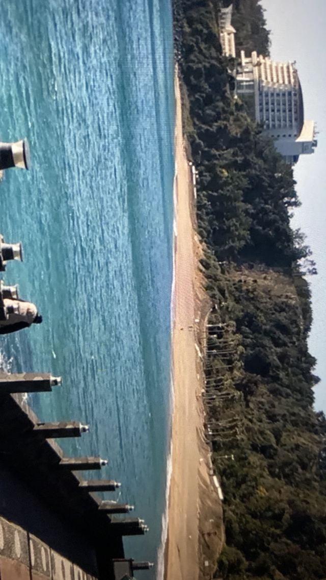 중문색달 해수욕장