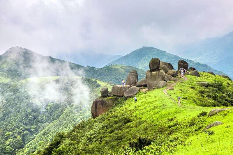 Wuhuang Mountain