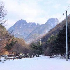 Shimen Mountain of Tianshui User Photo