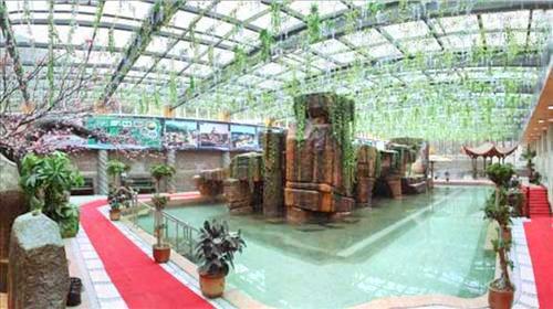 Tang Mu Garden hot spring