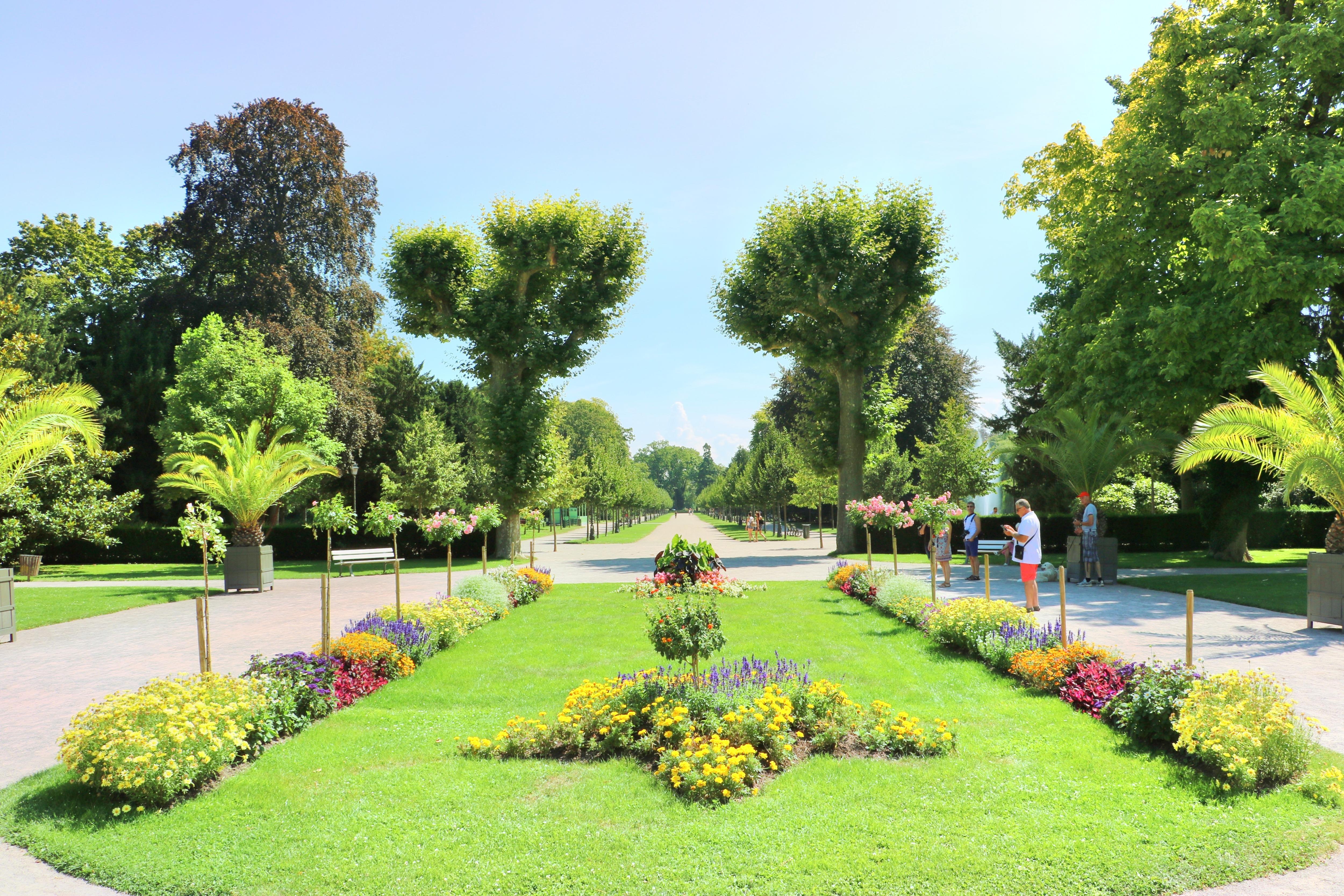 オランジュリ公園