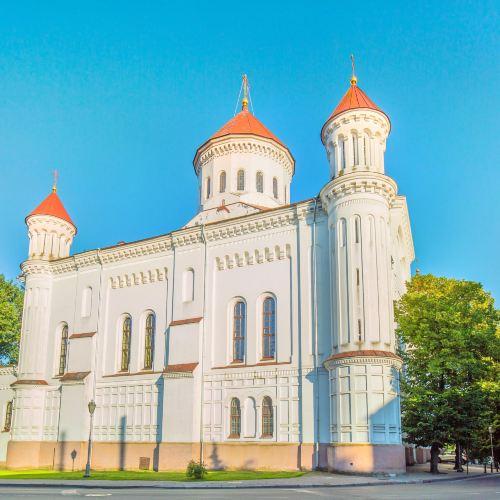 Church of the Saint Virgin's Apparition