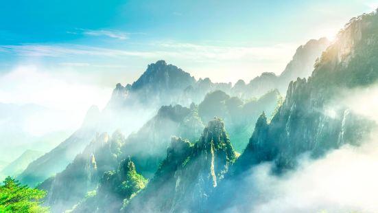 黃山風景區