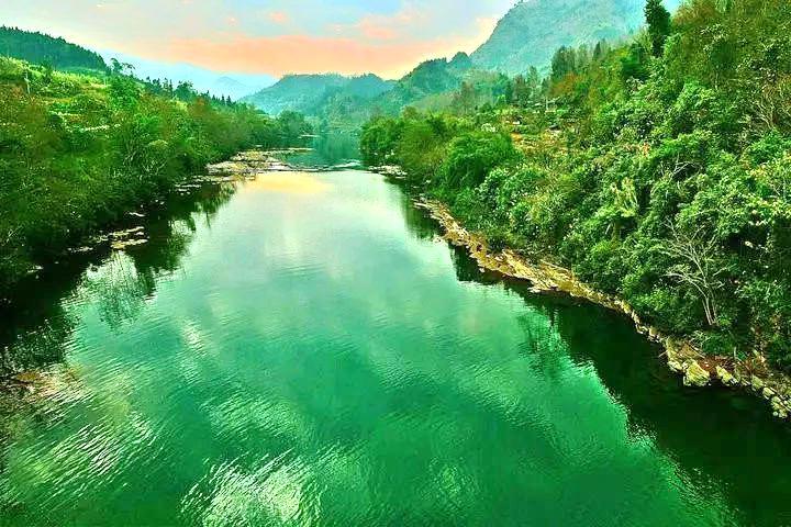 Qiannan Clam River