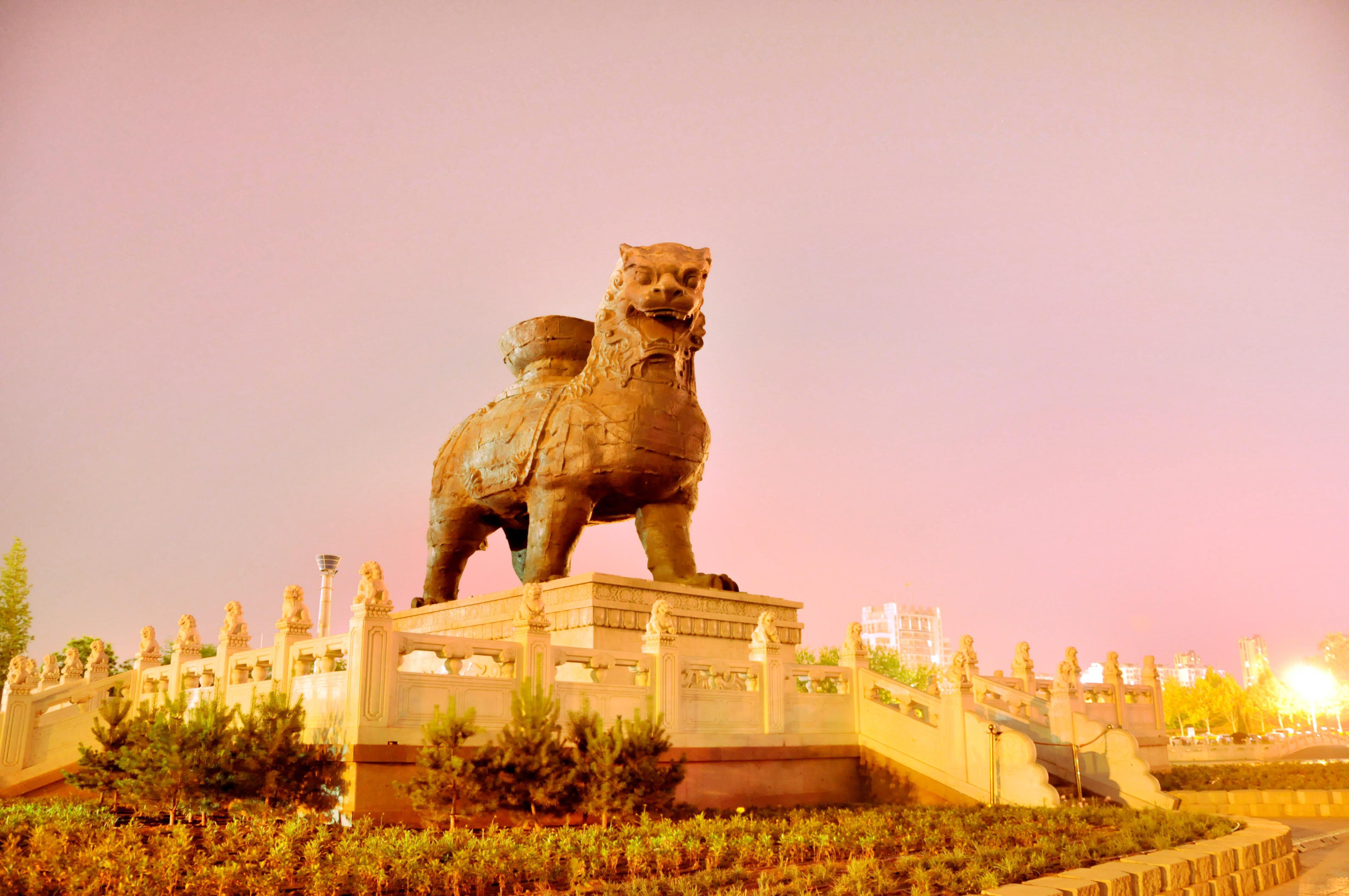 滄州鐵獅子