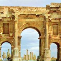 Arco di Traiano (114 d. C.) User Photo