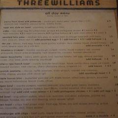 Three Williams User Photo