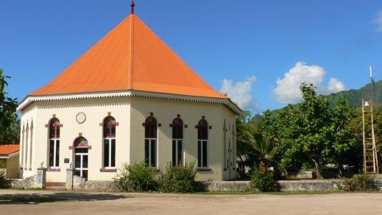 Papetoai Temple